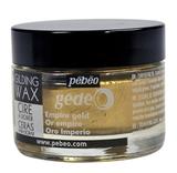Воск (вакса) для золочения Gedeo 30 мл Цвет Золото Ампир