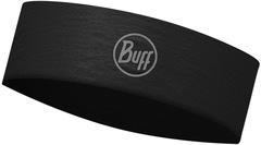Узкая спортивная повязка Buff R-Solid Black