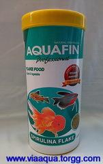SPIRULINA FLAKE, корм для рыб в хлопьях, 1000 мл