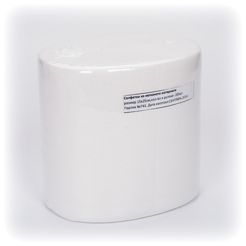 Салфетки для диспенсера Алмадез 3,0 л, 200 шт/рул.