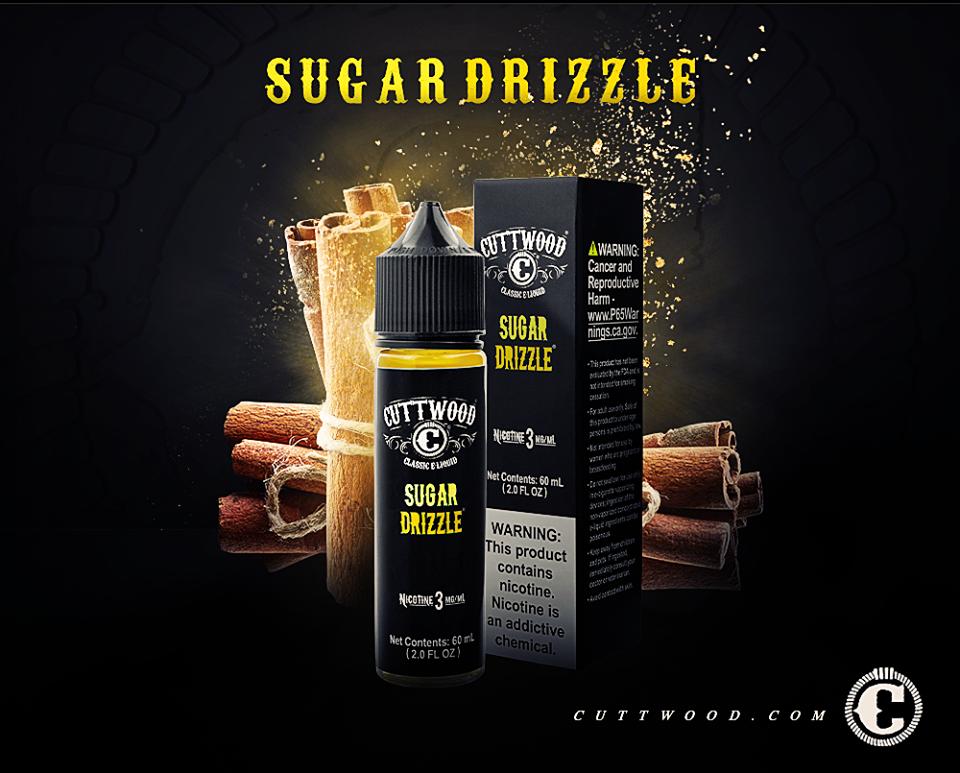 Cuttwood 60 мл Sugar Drizzle