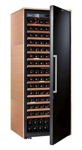 Винный шкаф EuroCave S Collection L светлое дерево, сплошная дверь, максимальная комплектация