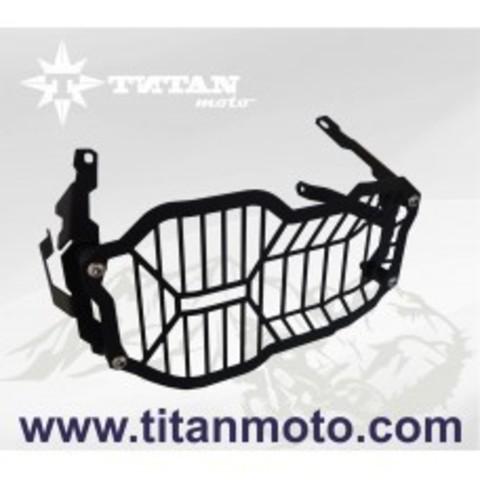 TITAN  Защита фары быстросъемная, Решетка