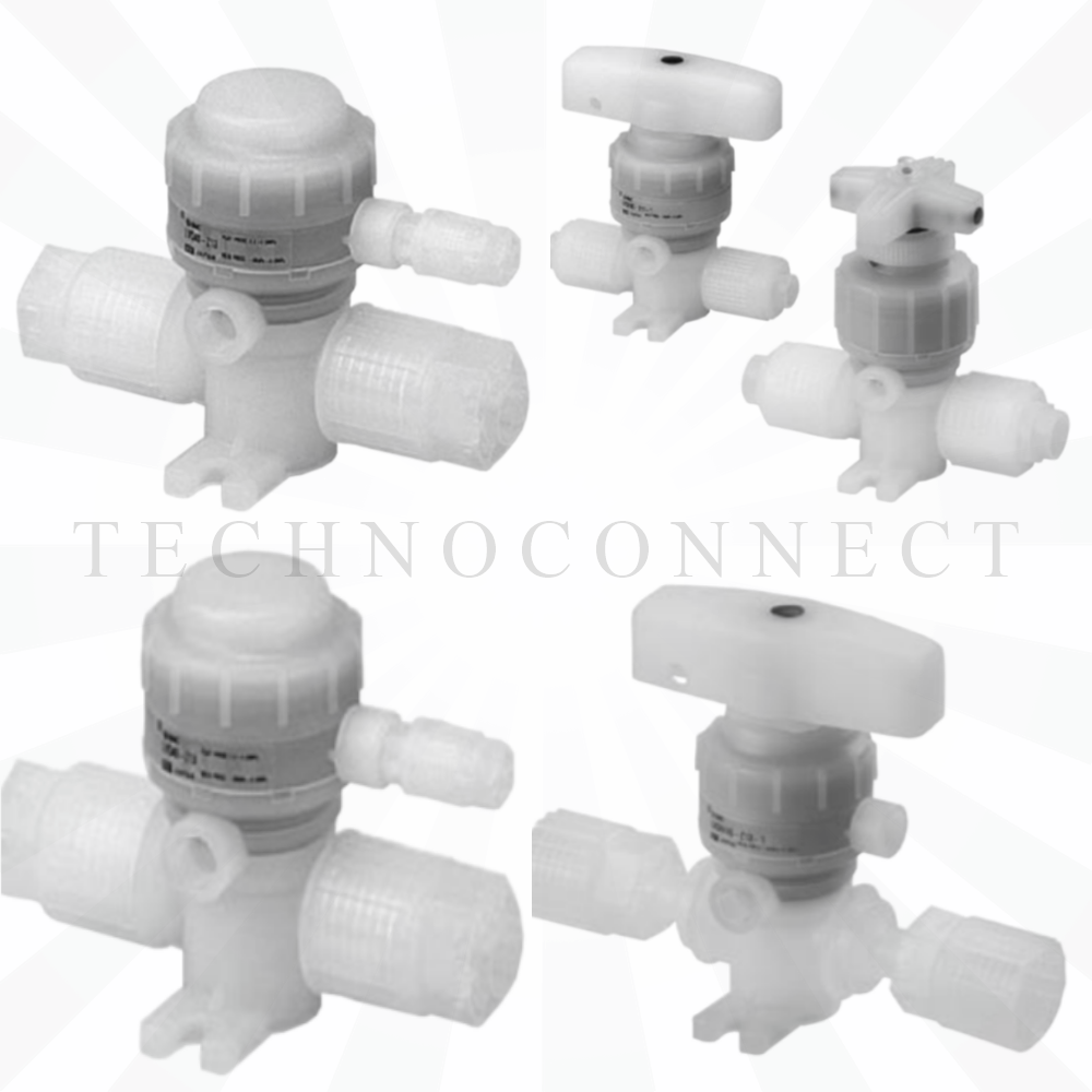 LVQ30-Z10R   2/2 Н.З. хим. стойкий пн.клапан, фит диам. 10