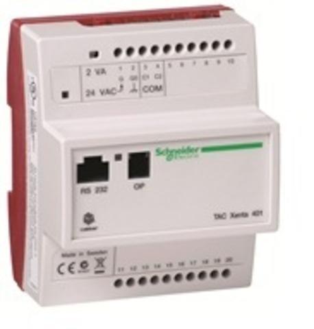 Электрическая часть Tac Xenta 401 V3