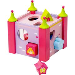 ToysLab Деревянный сортер «Замок принцессы» (71018)