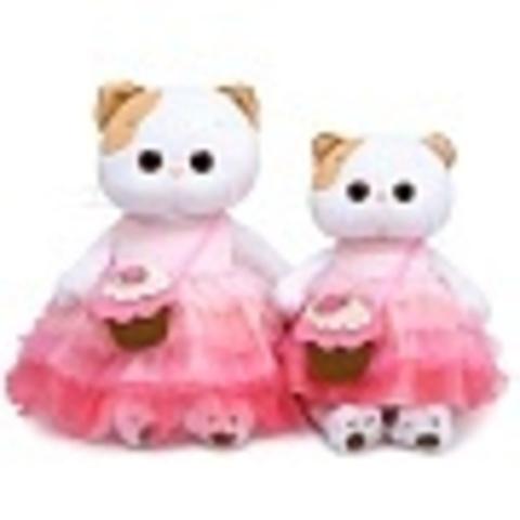 Кошечка Ли-Ли с сумочкой-пирожным LK27-050