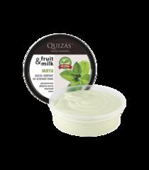 Маска-лифтинг для лица МЯТА на зеленой глине, для комбинированной кожи, 150ml ТМ Quizas