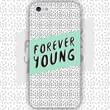 Чехол для iPhone 7+/7/6s+/6s/6+/6/5/5s/5с/4/4s FOREVER YOUNG