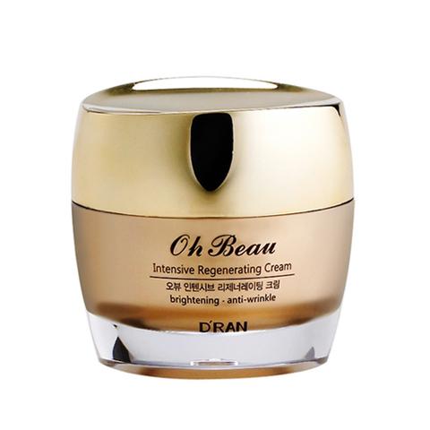 Плацентарный Интенсивный регенерирующий крем  New OhBeau Intensive Regenerating Cream Dran 50гр.
