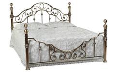 Кровать Каролина (9603 MK-2204-AB)