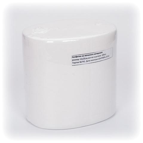 Салфетки №200 (15*25см) АЛМАДЕЗ смен. блок, пл. 40г/м2