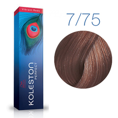 Wella Professional KOLESTON PERFECT 7/75 (Светлый палисандр) - Краска для волос