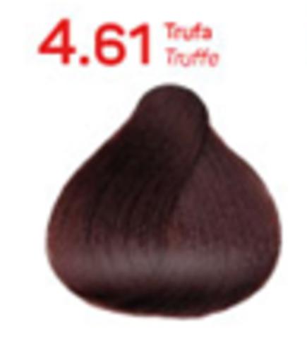 4.61 трюфель. Краситель для волос с эффектом лифтинга KV-1