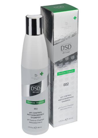 Medline Organic pH контроль антисеборейный шампунь №002