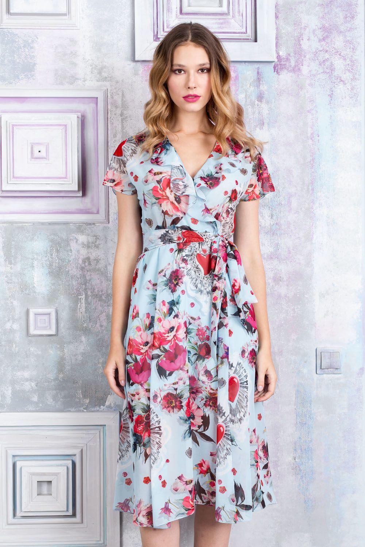 56bb6b9ae6f Купить коктейльное платье З367а-593 в интернет магазине с доставкой ...