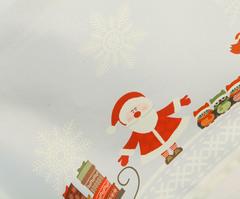 Скатерть 140x140 Blonder Home Christmas