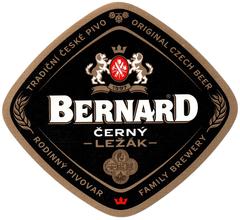 Пиво Bernard Cerny Lezak