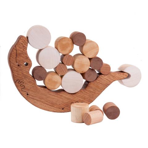 Балансир деревянный