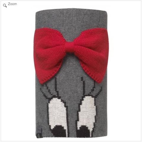Модный шарф-труба Buff Disney Minnie Eyes Steel