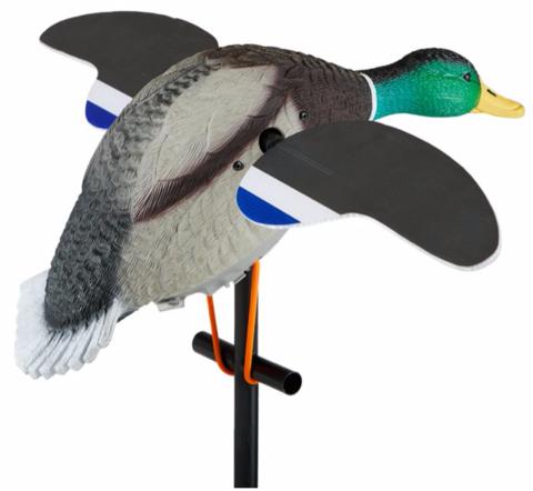 Механическое чучело Lucky Duck селезень