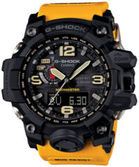 Мужские японские наручные часы Casio G-Shock Mudmaster GWG-1000-1A9