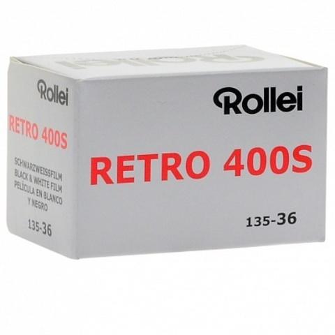 Фотопленка Rollei retro 400s/135-36