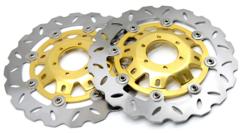 Тормозные диски для мотоцикла Honda CB400 92-98, передние