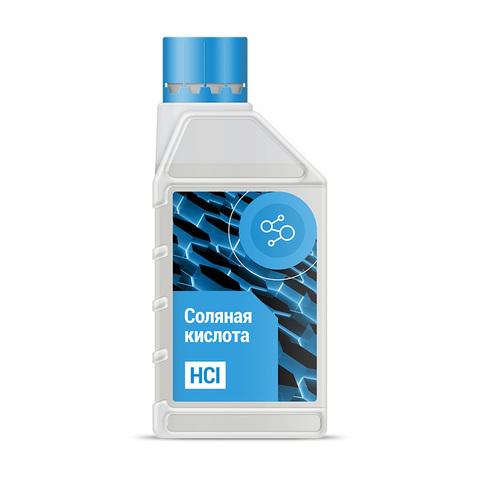 Соляная кислота техническая марки А 35 %  HCl