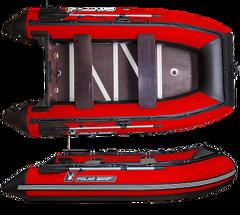 Лодка надувная Polar Bird 380 Eagle (Стеклокомпозит)