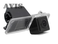 Камера заднего вида для Volkswagen Golf VI Avis AVS312CPR (#101)