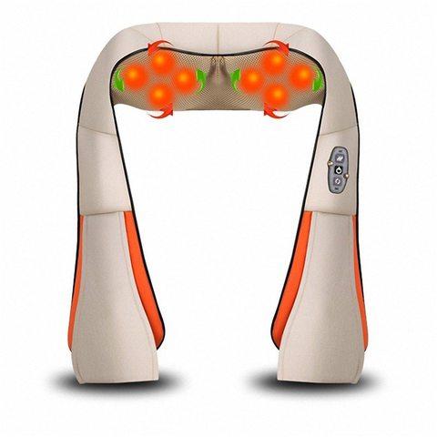 <p>Инфракрасный шейный массажер предназначен для комфортного массаж...