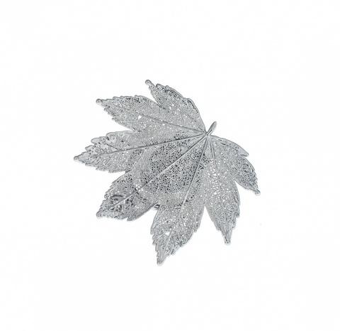 Зажим для платка Ester Bijoux FF42- BLACK