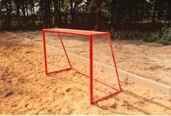 Ворота хоккейные тренировочные 183см х 122см (пара).