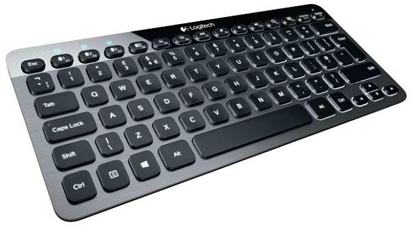 LOGITECH K810 Bluetooth Illuminated Keyboard