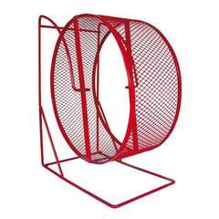 Trixie Колесо для грызунов на подставке диаметр 22см, металлическое