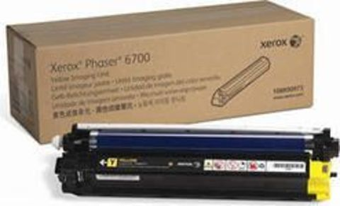 Копи-картридж желтый Xerox Phaser 6700. Ресурс 50К. (108R00973)