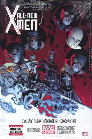 All-New X-Men TPB #3 Out of Their Depth (Marvel Now)