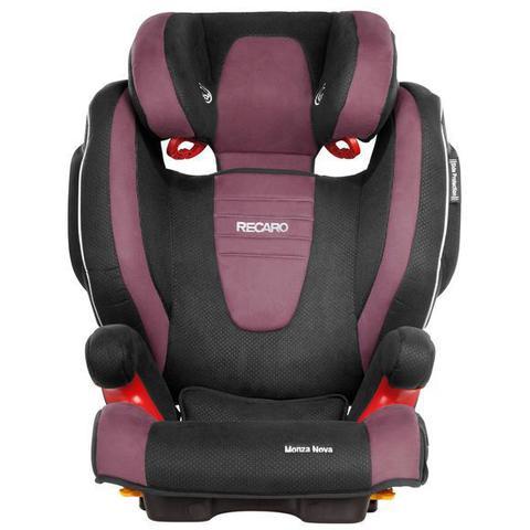 Автокресло детское RECARO Monza Nova 2 Seatfix Violet (6151.21214.66)