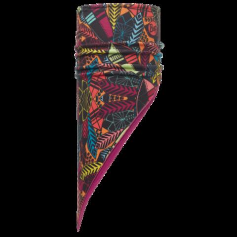 Бандана-шарф флисовая Buff Danu Multi / Mardi Grape