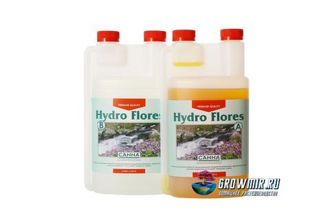 CANNA HYDRO FLORES A+B 1л (SW)