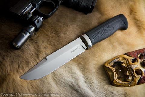 Тактический нож Печора-2 Полированный Эластрон