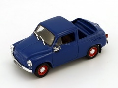 ZAZ-965P pick-up Zaporozhets 1:43 DeAgostini Auto Legends USSR conversion