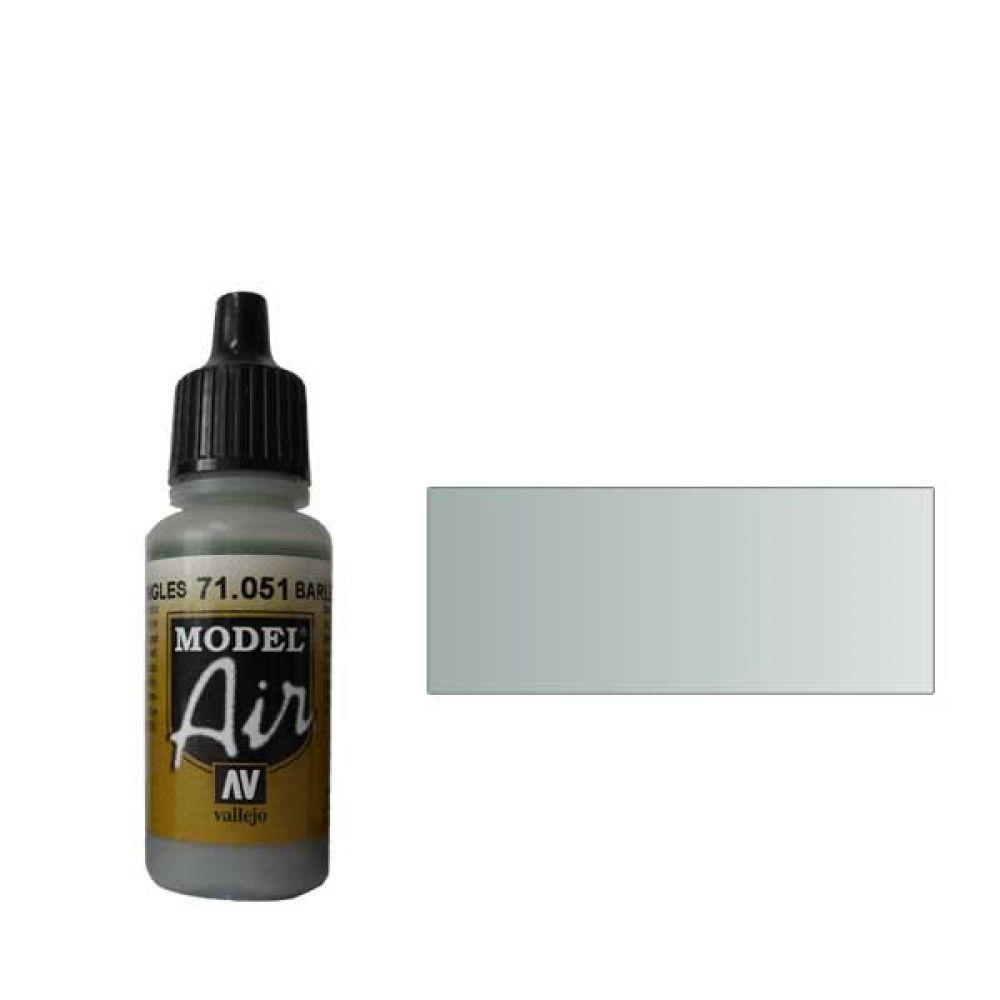 051 Краска Model Air Серый (Neutral Grey) укрывистый, 17мл