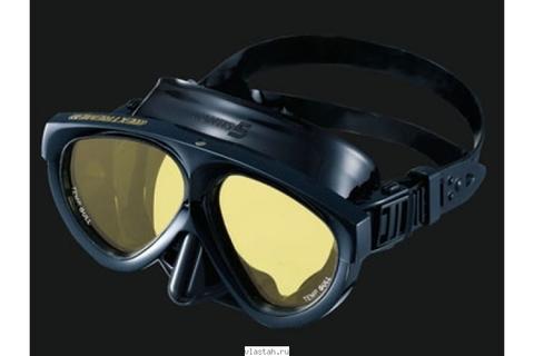 Маска Gull Mantis-5 янтарные стекла