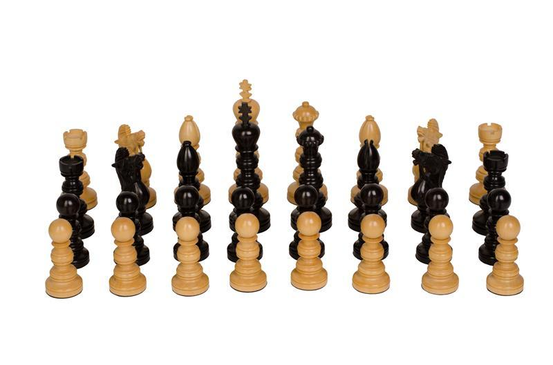 Шахматные фигуры с кейсом