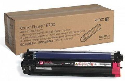 Копи-картридж пурпурный Xerox Phaser 6700. Ресурс 50К. (108R00972