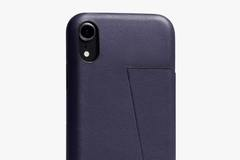 Чехол Mujjo Full Leather Case iPhone XR