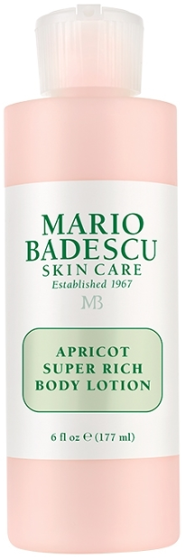 Mario Badescu Apricot Super Rich Body Lotion лосьон для тела 177 мл