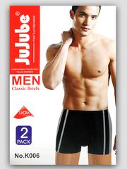 K006 трусы мужские комплект